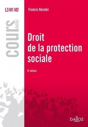 Droit de la protection sociale - dalloz - 9782247169962 -