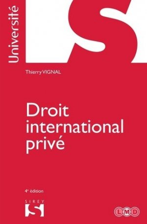 Droit international privé. 4e édition - dalloz - 9782247171743 -