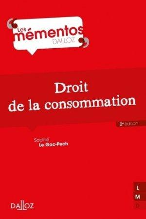 Droit de la consommation - 2e ed. - dalloz - 9782247198863 -