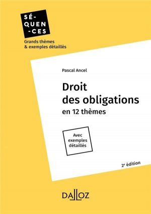 Droit des obligations - dalloz - 9782247199006 -