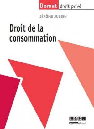 Droit de la consommation - LGDJ - 9782275043708 -