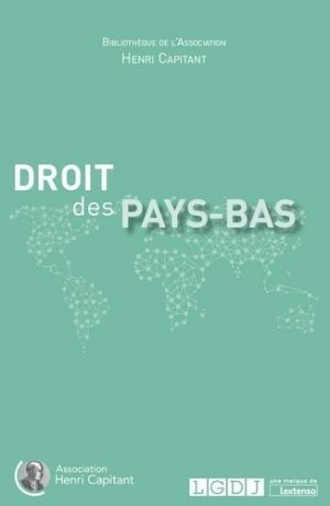 Droit des Pays-Bas - LGDJ - 9782275055114 -