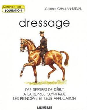 Dressage - lavauzelle - 9782702502747 -