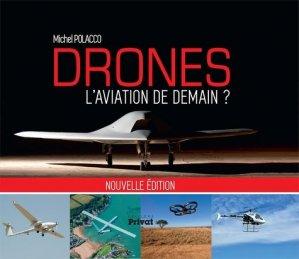 Drones, l'aviation de demain - privat - 9782708992702 -
