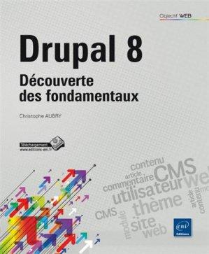 Drupal 8 - eni - 9782746098350 -