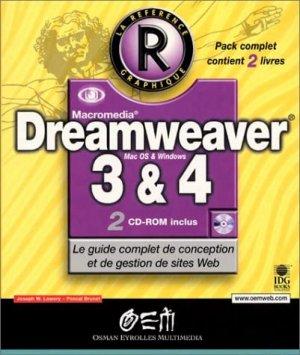 Dreamweaver 3 & 4 - osman eyrolles multimedia - 9782746401426 -