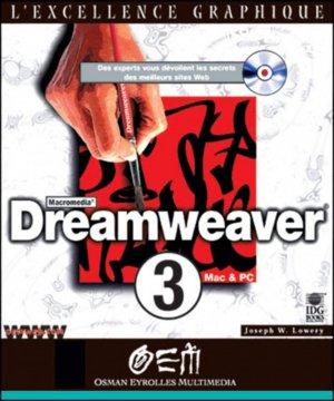 Dreamweaver 3 - osman eyrolles multimedia - 9782746401907 -