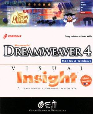 Dreamweaver 4 - osman eyrolles multimedia - 9782746403574 -