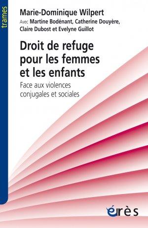 Droit de refuge pour les femmes et les enfants - eres - 9782749247243 -