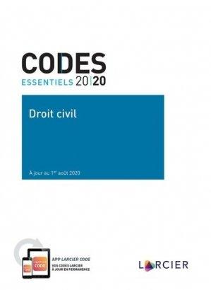 Droit civil - Éditions Larcier - 9782807923577 -