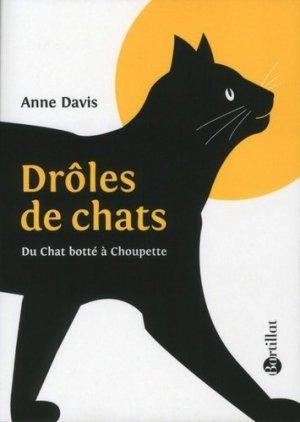 Drôles de chats - bartillat - 9782841006397 -