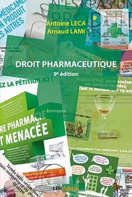 Droit pharmaceutique - les etudes hospitalieres - 9782848747040 -