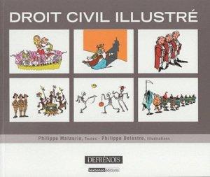 Droit civil illustré - Répertoire Defrénois - 9782856231999 -