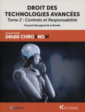 Droit des technologies avancées - charte - 9782874035272 -