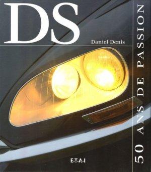 DS - etai - editions techniques pour l'automobile et l'industrie - 9782726894262 -