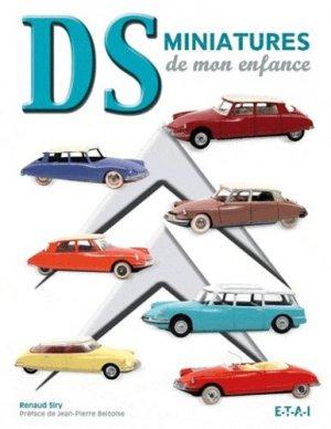 DS - etai - editions techniques pour l'automobile et l'industrie - 9782726896044 -