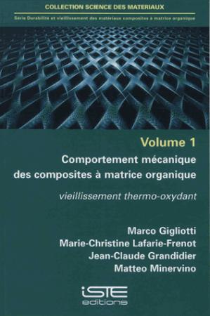 Durabilité et vieillissement des matériaux composites à matrice organique - iste  - 9781784052836 -