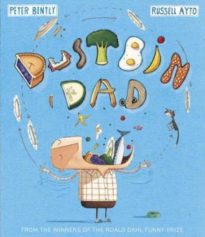 DUSTBIN DAD  - SIMON AND SCHUSTER - 9781847388742 -