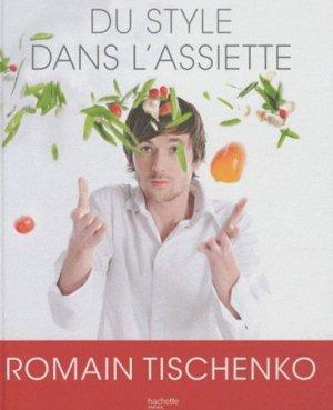 Du style dans l'assiette - Hachette - 9782012302778 -