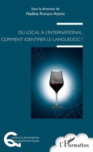 Du local à l'international, comment identifier un Languedoc ? - l'harmattan - 9782343173993 -
