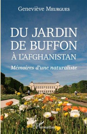 Du jardin de Buffon à l'Afghanistan - l'harmattan - 9782343185446