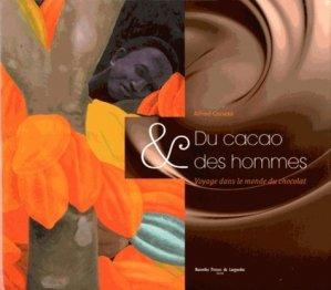 Du cacao et des hommes - nouvelles presses du languedoc - 9782354140854 -