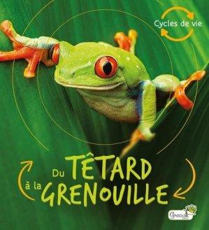 Du têtard à la grenouille - grenouille - 9782366536027 -