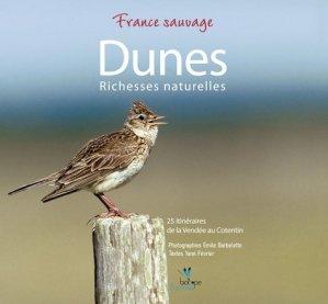 Dunes - Richesses naturelles - biotope - 9782366620344 -