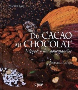 Du cacao au chocolat - quae - 9782759225064 -
