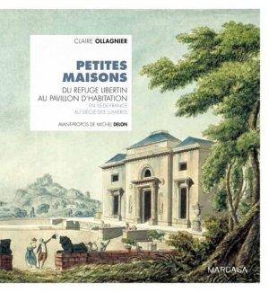 Du pavillon d'agrément au pavillon d'habitation en Île-de-France au Siècle des Lumières - mardaga - 9782804702830 -
