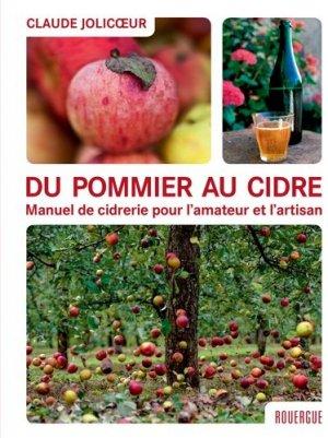 Du pommier au cidre - rouergue - 9782812610431 -