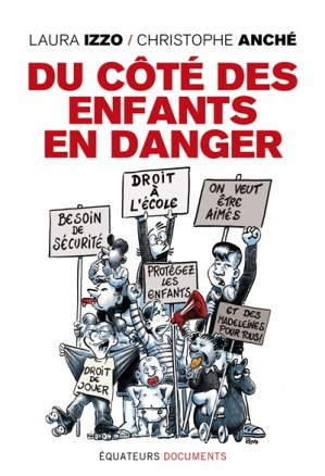 Du côté des enfants en danger - equateurs - 9782849906200 -