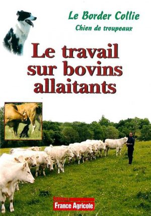 DVD Le Border Collie : le travail sur bovins allaitants - technipel / institut de l'elevage - 2224579454042