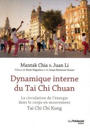 Dynamique interne du Taï Chi Chuan - guy tredaniel editions - 9782813218643 -