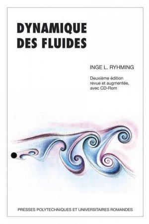 Dynamique des fluides - presses polytechniques et universitaires romandes - 9782880744090 -