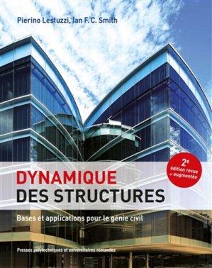 Dynamique des structures - ppur - 9782889153152 -