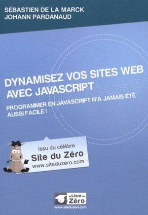 Dynamisez vos sites web avec JavaScript - simple it - 9791090085046 -