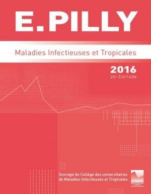 E.PILLY - Maladies infectieuses et tropicales 2016 - cmit alinea plus - 9782916641645 -