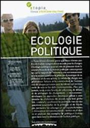Écologie politique - presses universitaires de namur - 2223618924553 -