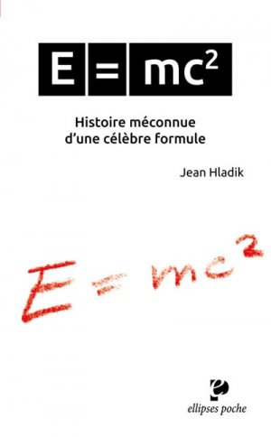 E = mc2 - ellipses - 9782340009783 -