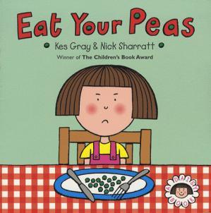 Eat your peas - random house - 9781862308046 -