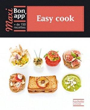 Easy cook - Hachette - 9782012306547 -