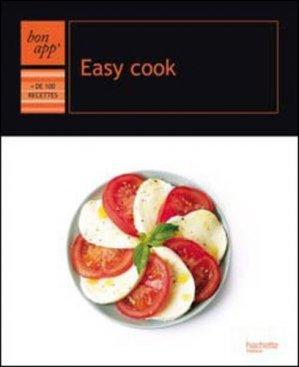 Easy cook - Hachette - 9782012381001 -