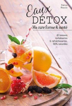 Eaux Detox - larousse - 9782035925060 -