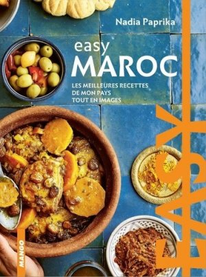 Easy Maroc - mango - 9782317023842 -