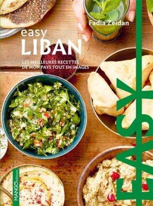 Easy Liban - mango - 9782317025686 -