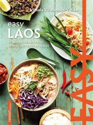 Easy Laos - mango - 9782317026652 -
