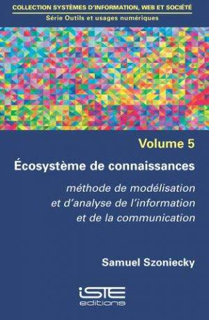 Écosystème de connaissances-iiste-9781784053345