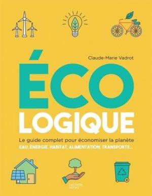 Ecologique - hachette - 9782019453114 -