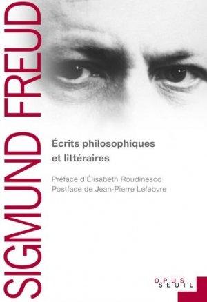 Ecrits littéraires et philosophiques - du seuil - 9782021235753 -